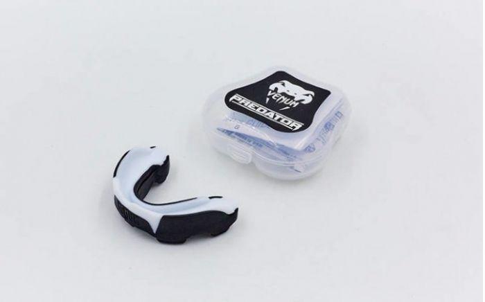 Капа для бокса Venum Predator BO-5491 (возраст 11+) черная